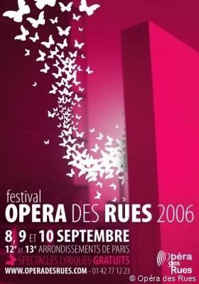 Festival Opéra des Rues