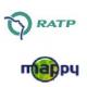 Partenariat de la RATP avec Mappy