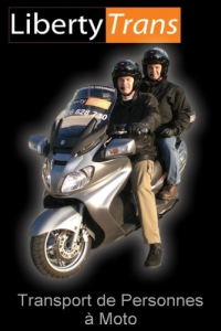 Liberty Trans - Taxi moto à Paris