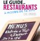 Le guide des restaurants à moins de 12 euros