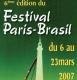 6ème festival Paris Brasil