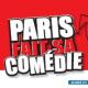 Paris fait sa comédie