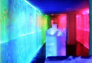Kube rooms and bar