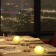 Restaurant Jules Verne : nouveau design