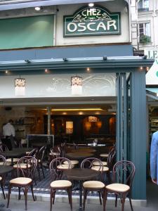 Chez oscar : nouveau restaurant à Bastille