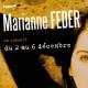 Marianne Feder au théâtre du Petit saint Martin