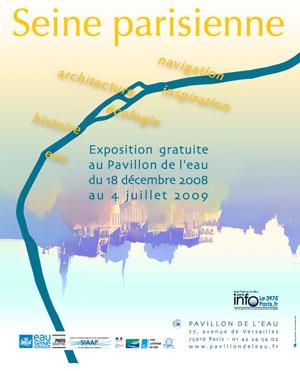 Exposition « Seine parisienne »