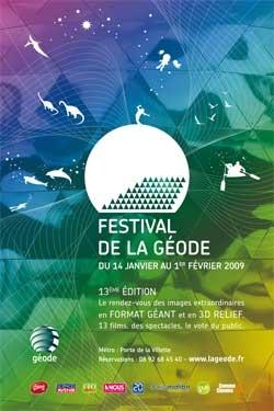 13ème festival de la Géode