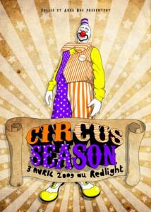 Folliz Circus au Red Light
