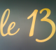 Le 13 – restaurant à Paris 13