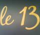 Le 13 – restaurant à Paris 13
