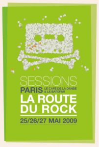 La route du rock : sessions Paris