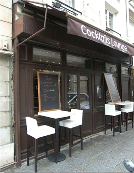WHY Paris Bar à cocktails