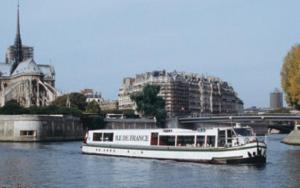 croisière sur l'Ile De France Paris