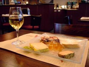 Dégustation foie gras Il était une Oie dans le sud ouest