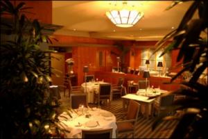 Restaurant Pierre Gagnaire Paris