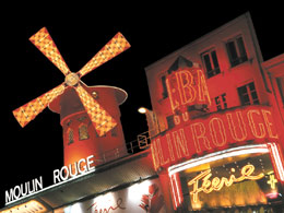 Le Moulin Rouge Paris