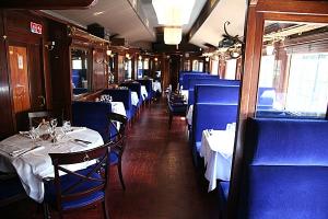 Restaurant le Wagon Bleu