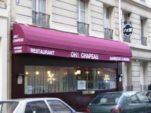 Restaurant Oh! Chapeau