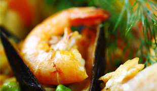 Restaurants poissons et fruits de mer