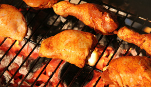 Restaurants r tisserie et grillades paris - Restaurant le gaulois sur le grill barbizon ...